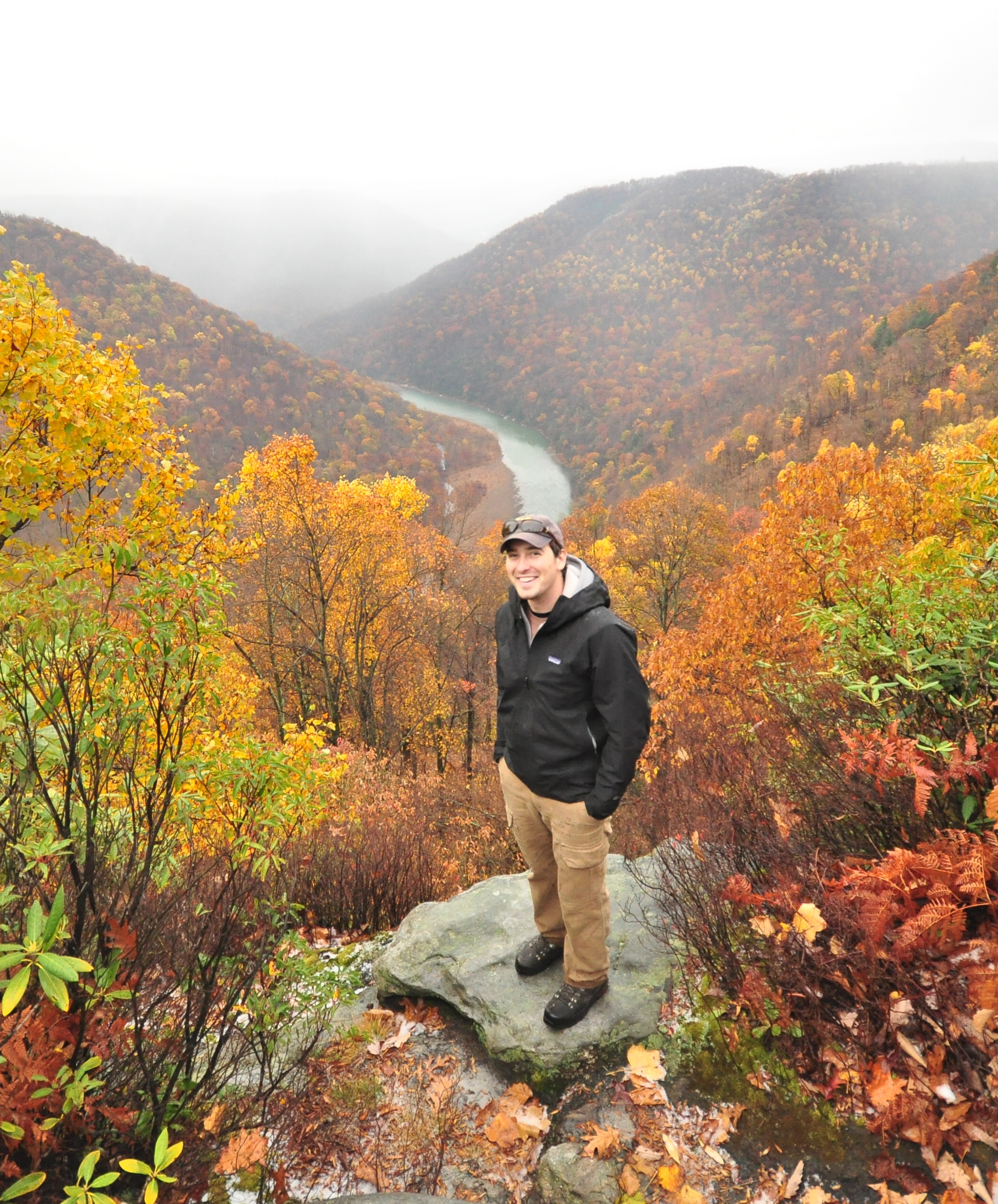 Backpacking West Virginia: Friends Of The Cheat